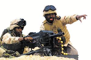 杀伤力超过火炮的MK19MOD3榴弹发射器(附图)