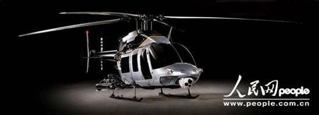 美国陆军368架武装侦察直升机制造项目启动(图)