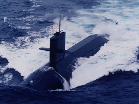 日本签署引进潜艇用AIP斯特林发动机合同(图)