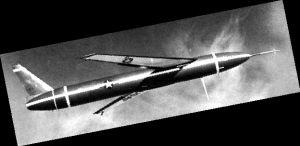 美国第一种远程巡航导弹离奇失踪之谜(附图)