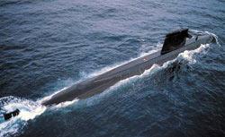 法国新一代水下主力:梭子鱼级攻击核潜艇(组图)