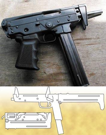 伊万的袖中箭:揭秘俄罗斯新一代冲锋枪(组图)