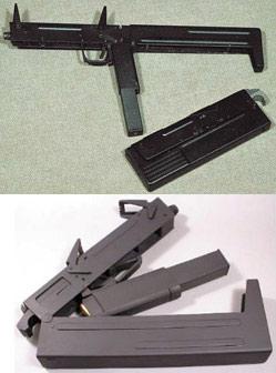 伊万的袖中箭:揭秘俄罗斯新一代冲锋枪(组图2)