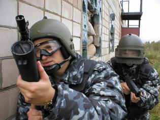 伊万的袖中箭:揭秘俄罗斯新一代冲锋枪(组图3)