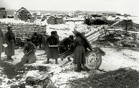 苏联红军二战身管压制火炮家族(组图2)