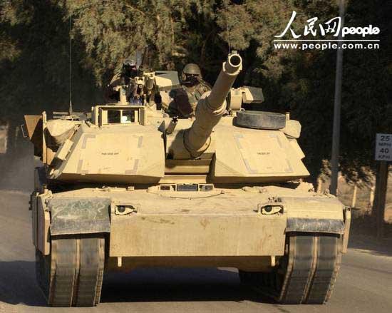 美军研制新型120毫米瞄准线-多用途坦克炮弹