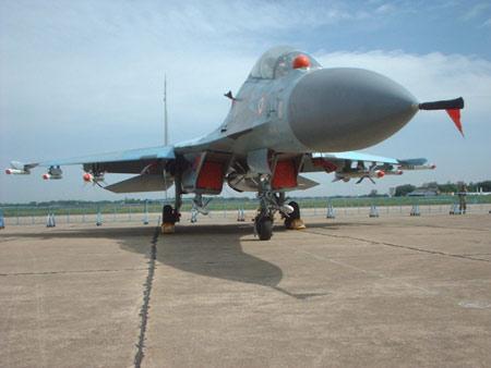 印度定购的50架苏-30MKI战机年底全部到货(图)