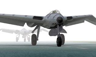 二战德国亨克尔P.1079夜间战斗机揭秘(组图2)