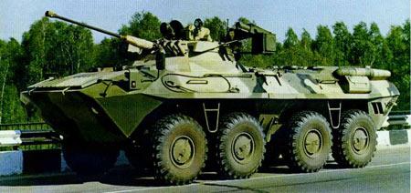 俄军明年将增加装甲车和坦克采购量(组图)