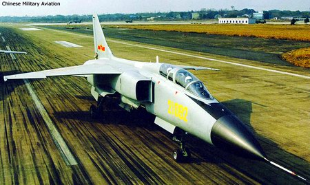 中国军工完成飞豹和某新型飞机设计定型(组图)