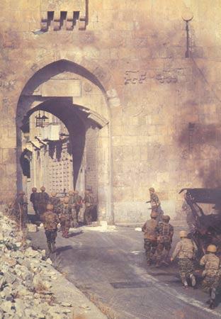 大卫王的飞鹰:以色列伞兵部队发展史(组图)
