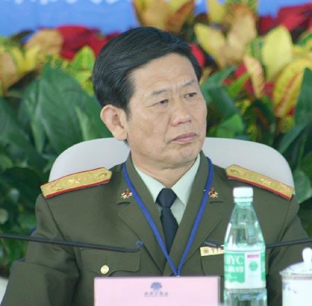 图文:军科院姚有志将军