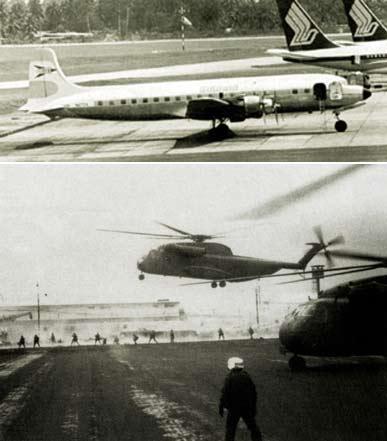 柬埔寨空军史系列之卷入混战岁月(组图3)