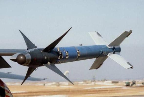 巴基斯坦空军购买AIM-9M响尾蛇空空导弹(附图)