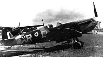 不列颠空战中的美军志愿飞行员(组图)