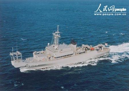 日本在四大海域抢资源压制中俄战略通道(图)