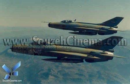 在伊朗和伊拉克服役的中国歼七战机(组图)