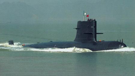 美日海军联合大演习重点演练搜索中国潜艇(图)