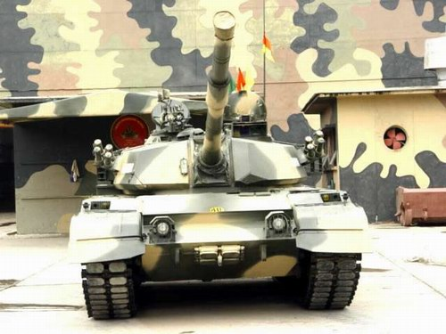 巴基斯坦陆军的骄傲:自研改进中国59坦克(图)