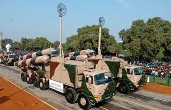 俄印两国将扩展在布拉莫斯导弹项目的合作(图)