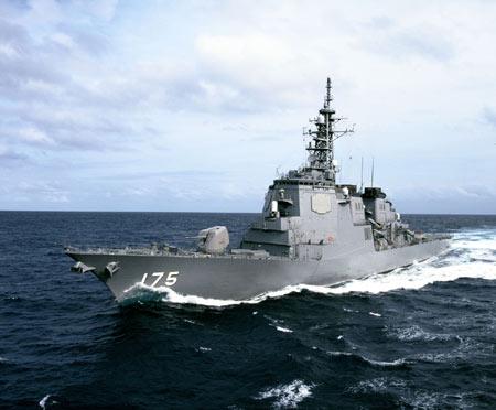 日本企图通过情报交换中心监控马六甲海峡(图)
