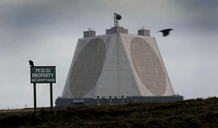 日本为NMD造超级雷达监控范围覆盖中俄朝