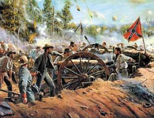 安特提姆会战:美洲大陆第一次大规模炮战(图)