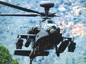 台军购买先进武装直升机解放军应提高警惕(图)