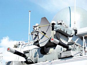 俄罗斯舰载弹炮合一防空系统18年磨一剑(图)