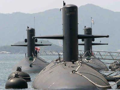 日本海上自卫队规模令亚洲各国警惕