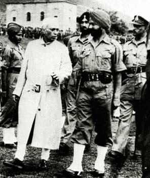 1947-1949印巴空军克什米尔战争纪实(组图)
