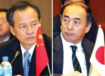 日本挑衅中国有意打断中国现代化进程(图)
