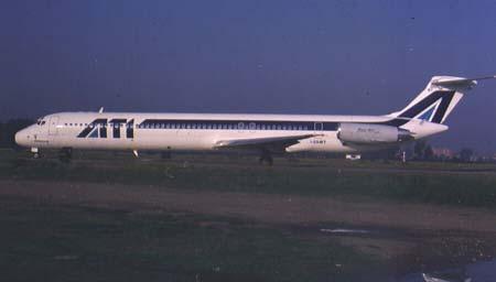 资料:麦道DC-9系列飞机