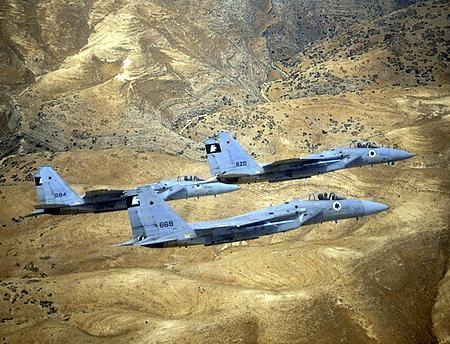 以色列空军特种部队将打击伊朗核设施(图)