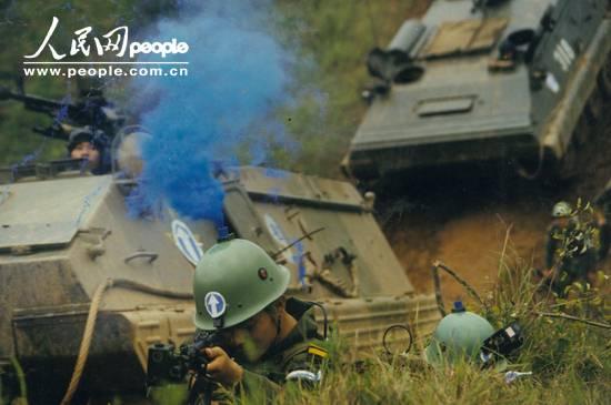 军报:红蓝军对抗训练侧重点在于谋略对抗