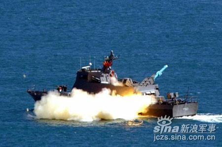 台湾将生产500枚巡航导弹射程覆盖上海香港