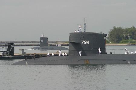 台军三项军购仅剩潜艇额度下修到2990亿元