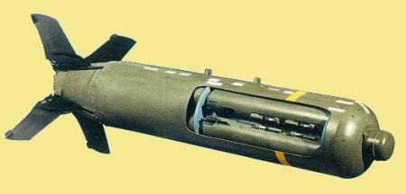 台军有意购买美国新精明炸弹对抗两栖舰只(图)