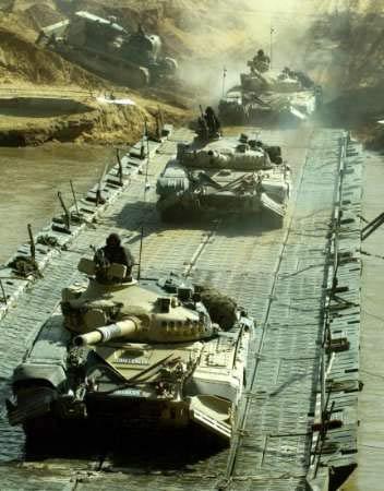 2005年印度陆军重点验证新作战思想(附图)