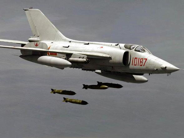 中国空军航空兵老旧装备生成新的战斗力(图)
