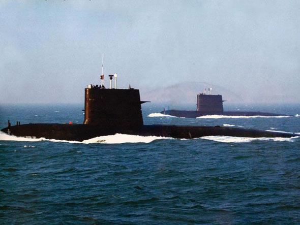 美日夺岛军演战略目的:应对浅水区域潜艇(图)