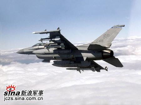 希腊空军订购30架52+批次F-16战斗机(附图)
