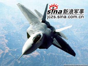 美2006财年防务预算为F-22提供全额拨款(附图)