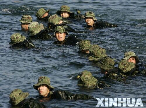 日美夺岛演习战略目标:遏制台海保卫冲绳