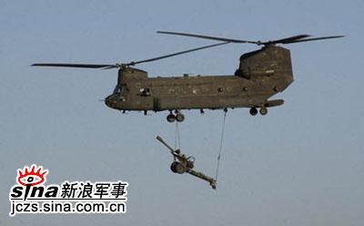 """美国陆军授予""""支奴干""""直升机相关合同(附图)"""