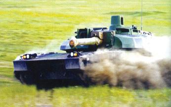 勒克莱尔坦克的模块化装甲与战场管理系统(图)