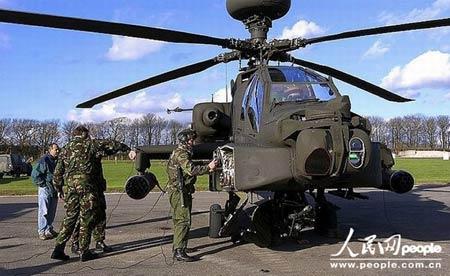 美军为阿帕奇攻击直升机增设濒海模式(组图)