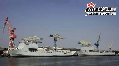 英国海军首艘海湾级辅助船坞登陆舰入役(附图)