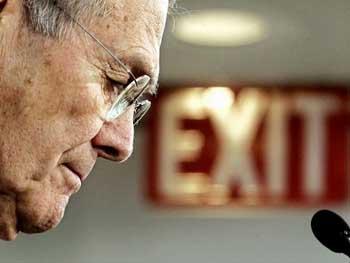 美国防部长承认五角大楼假情报骗了自己人(图)