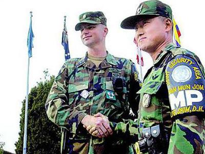 韩美军事关系调整韩国硬被美国拽入台海问题